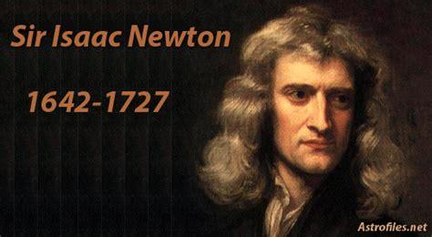 biography of isaac newton in telugu les lois de newton bs