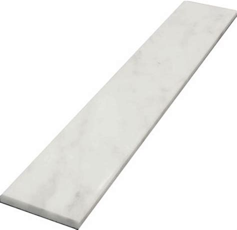 use marble threshold piece window sill style for shelves in shower niche master bathroom