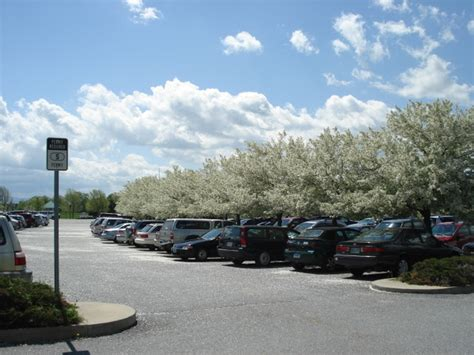 the most beautiful parking garage in america the design the middlebury landscape most beautiful parking lot ever