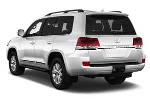 Toyota Landcruser 2016 Toyota Land Cruiser Reviews And Rating Motor Trend