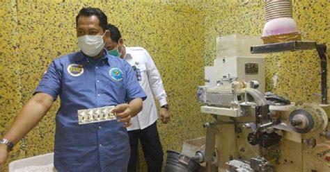 Teh Pucuk Satu Dus pabrik pil pcc dan dextro di semarang hasilkan rp 2 7