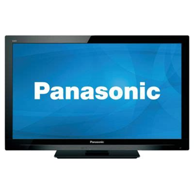 Kaca Lcd Tv Panasonic buy panasonic tx l32e3b 32 inch led lcd television hd