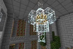 minecraft chandelier design furnishing team furnishingt