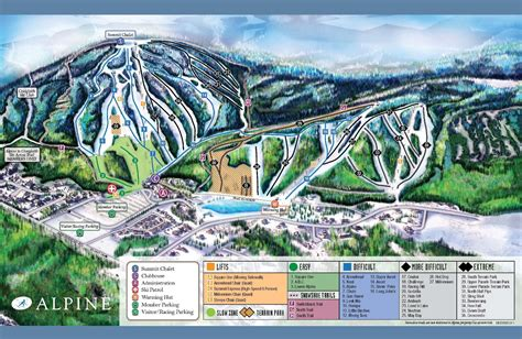 alpine mountain skimap org alpine ski club skimap org