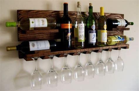 Reclaimed Home Decor by 15 Ideas Creativas Diy Para El Vino Hechas Con Palets