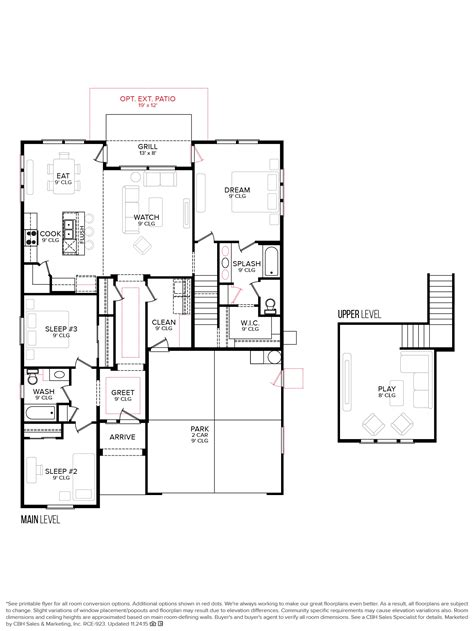 cbh floor plans 100 cbh homes floor plans cbh homes coral 1699