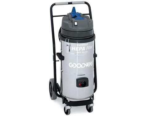 Hepa Vacuum Industrial Vacuum Hepa W Dolly General Cleanup