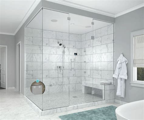 bathrooms best steam shower generator for your shower
