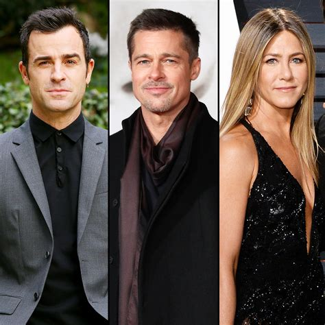 Brad To Jen Dump Your New by News Justin Theroux Found Post Its Aniston Saved