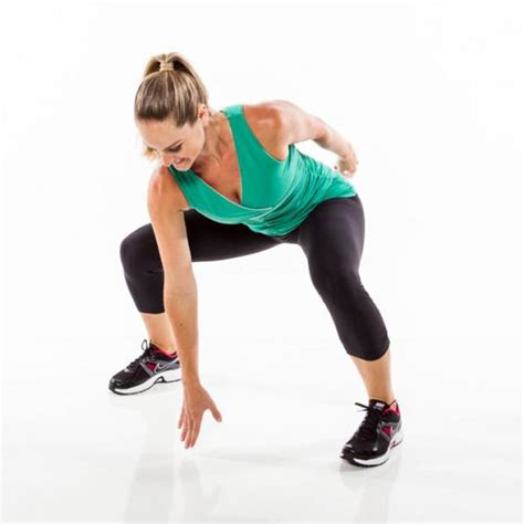 To Floor Squats by No Equipment Lower Workout Routine For Thinner Thighs And A Tighter Shape Magazine