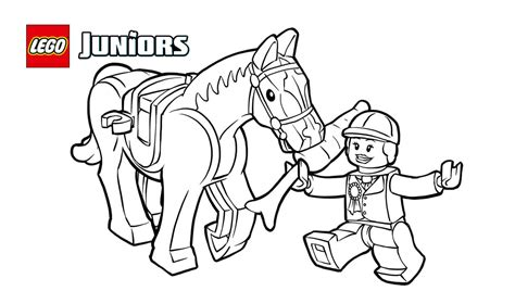 lego friends horse coloring pages lego duplo farm coloring pages for kids printable free