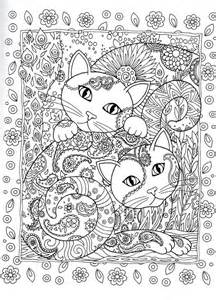 cats coloring book grayscale stress relief calming and relaxing coloring book portable books coloring cats on gatos dover