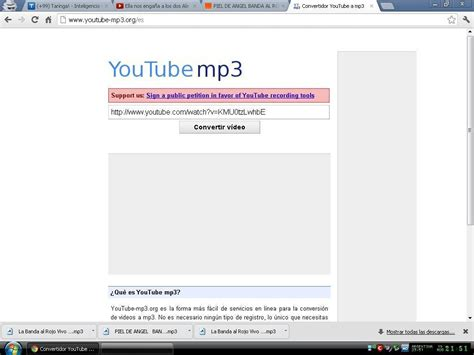 download mp3 youtube descargar bajar mp3 de youtube taringa