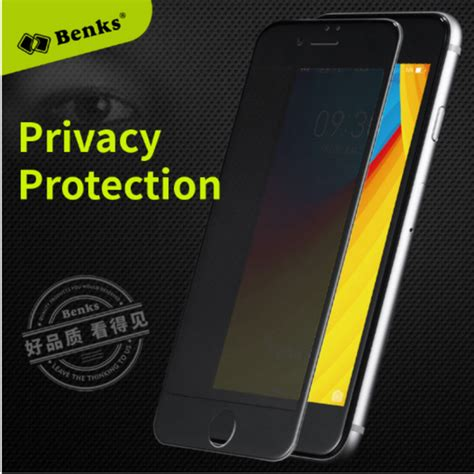 Tempered Glass For Smart Phone benks anti tempered glass for iphone 7 smartphone