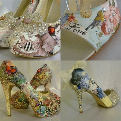 Decoupage On Shoes - 25 best ideas about decoupage shoes on diy