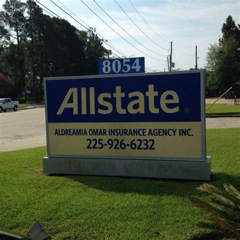 Auto Insurance Baton by Allstate Car Insurance In Baton La Aldreamia Omar