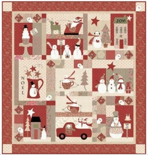 Cottonwood Quilt Shop by Merry Merry Snowmen