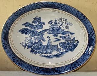 Mangkok Beling Diameter 19 Cm nikko japan dinnerware sold