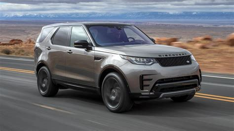 2018 land rover discovery review top gear