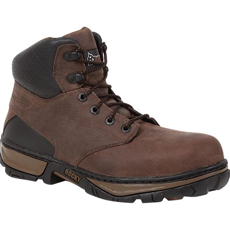 rocky work boots for rk019 rocky forge waterproof s work shoes