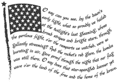coloring page of the star spangled banner patriotic pictures and patriotic flag shirts 200th
