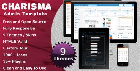 charisma template templates html5 admin gr 225 tis mochileiro