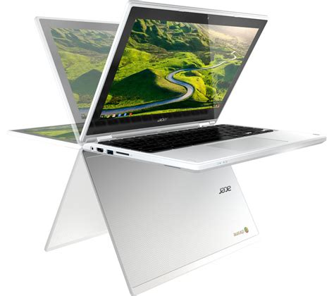 Hp Acer White by Acer Chromebook R 11 6 Quot 2 In 1 White Deals Pc World