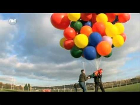 Mythbusters Balloon Chair by Balloon Lift