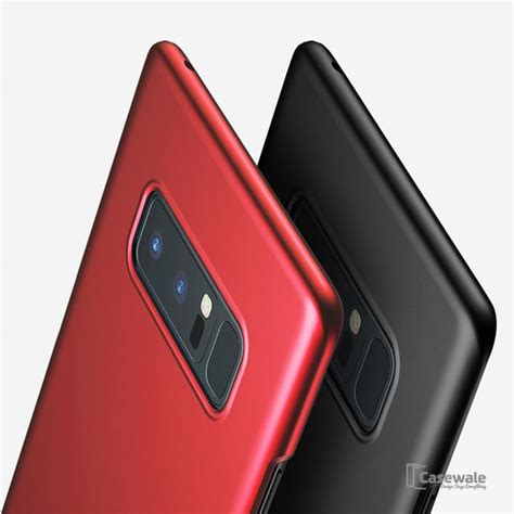 Slim Back Matte All Type Xiomi Oppo Samsung Vivo frosted pc back for samsung galaxy note 8 casewale