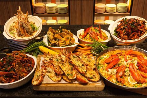 casino with lobster buffet indulge in hotel jen tanglin s newly released themed buffets nookmag