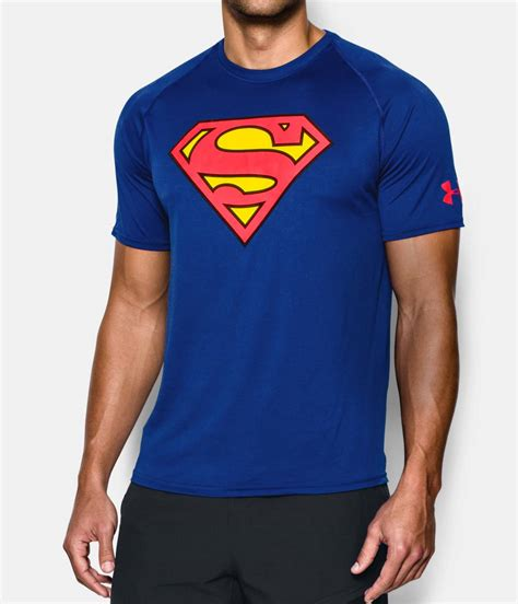 s armour 174 alter ego superman t shirt armour us