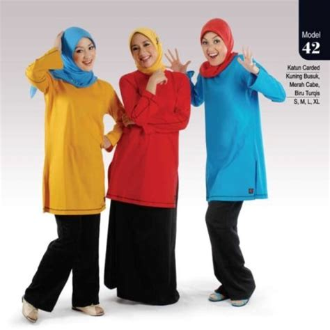 Baju Koko Anak Merah Cabe center of islamic mode busana muslim muslim clothing