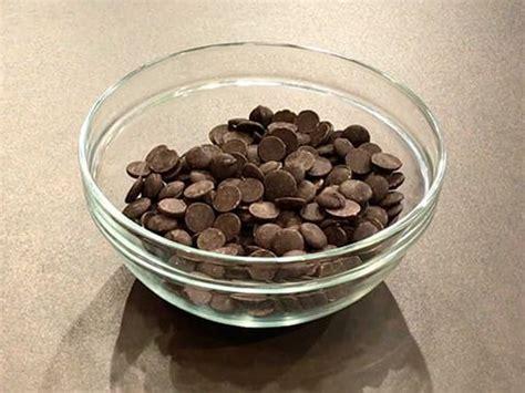 temp 233 rage du chocolat de couverture noir m 233 thode