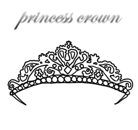 crown coloring pages coloring home here home princess crown expensive princess crown