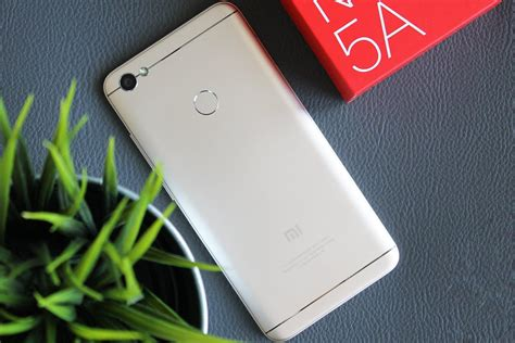 Redmi Note 5a xiaomi redmi note 5a prime 3 32gb gold global