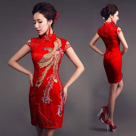 Dress Cheongsam 3001671409 C discount modern cheongsam wedding dress 2018 bridal bliss