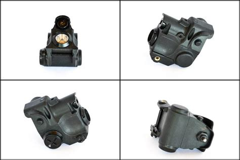 px4 tactical light at3 tactical subcompact green laser light combo led