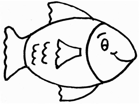 fish coloring page with scales fish with body shape oval fish pinterest body shapes