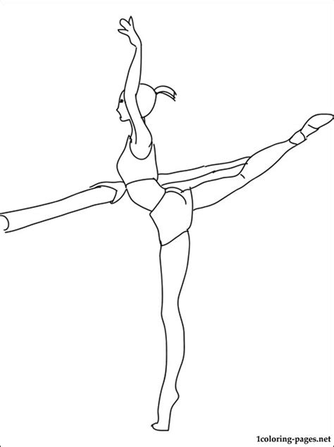 gymnastics christmas coloring pages christmas coloring pages gymnastics coloring pages