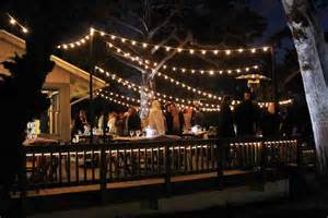 string lights in backyard outdoor string lights lending a festive look decor