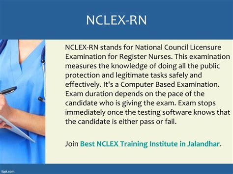 online tutorial for nclex examinations ppt best nclex training institute in jalandhar