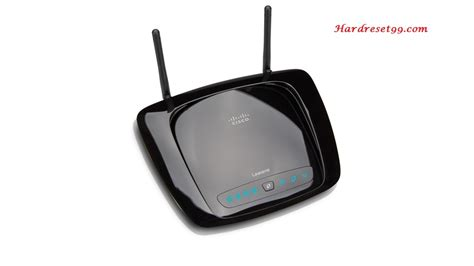 resetting wifi after power outage linksys wrt160nl resetten