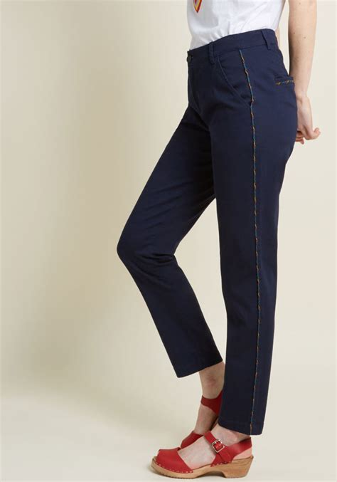 Ready Set Melvani Mocca Navy womens work clothes stylish work clothes modcloth