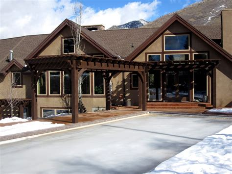 timber pergolas western timber frame