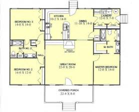 Square Bathroom Floor Plans Country Style House Plans 1700 Square Foot Home 1 Story