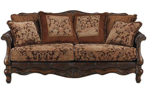 Old World Style Sofa Interior Decor Pinterest