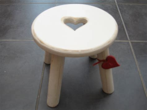 Ongoing Stools by Light Shabby Chic Stool
