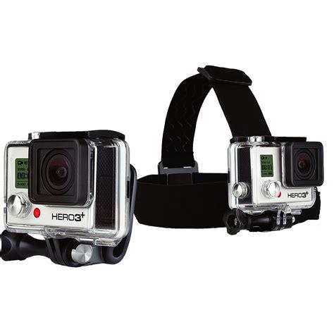 Gopro 4 Plus gopro genuine accessories headstrap quickclip go pro 1 2 3 3 4 plus ebay