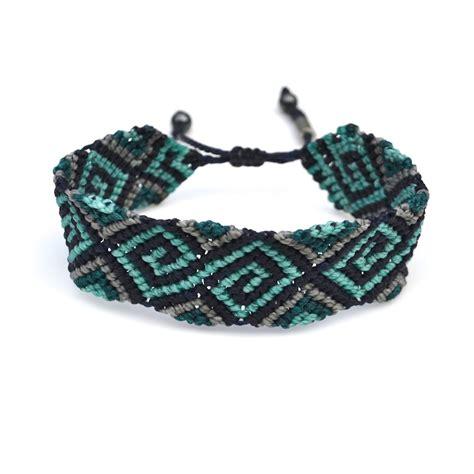 Macrame Bracelet - uchu macram 233 bracelet