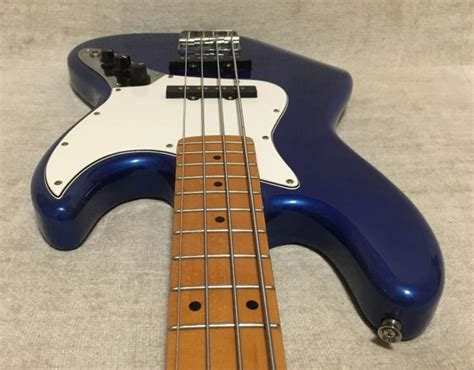 sx vintage series custom handmade jazz bass 2000 s lake